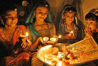 Dhanteras Celebration (Image: The Hindu)
