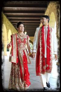 Gujrati Bride and Groom