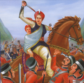 essay on rani lakshmi bai of jhansi Lakshmibai, the rani of jhansi ( pronunciation (help info) 19 november 1828 – 18 june 1858), was the queen of the princely state of jhansi in north india.