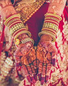 Bride In Madhya Pradesh (Source: Pinterest)