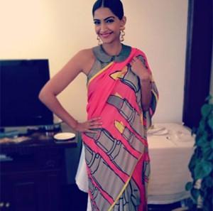 Masaba Gupta Designer Saree