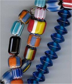 Plastic Beads Jewelry