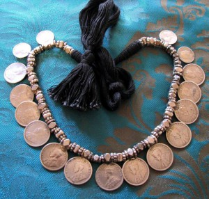 British India Silver Half Rupee