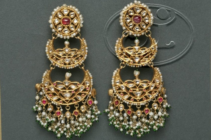 All About Traditional and Modern Kundan Jewelry | Utsavpedia