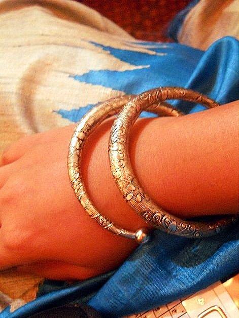 Oxidised Jewelry Utsavpedia