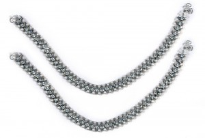 Payal in Silver
