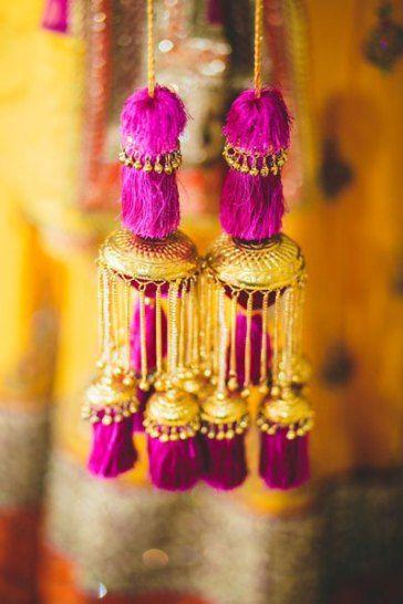 Indian Kalira - Beautiful Accessory For Punjabi Brides