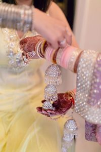 Indian Kalira - Beautiful Accessory For Punjabi Brides