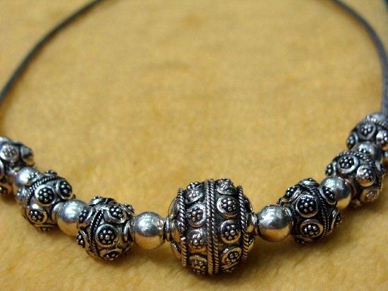 53585257a34cd Oxidised Jewelry - Utsavpedia