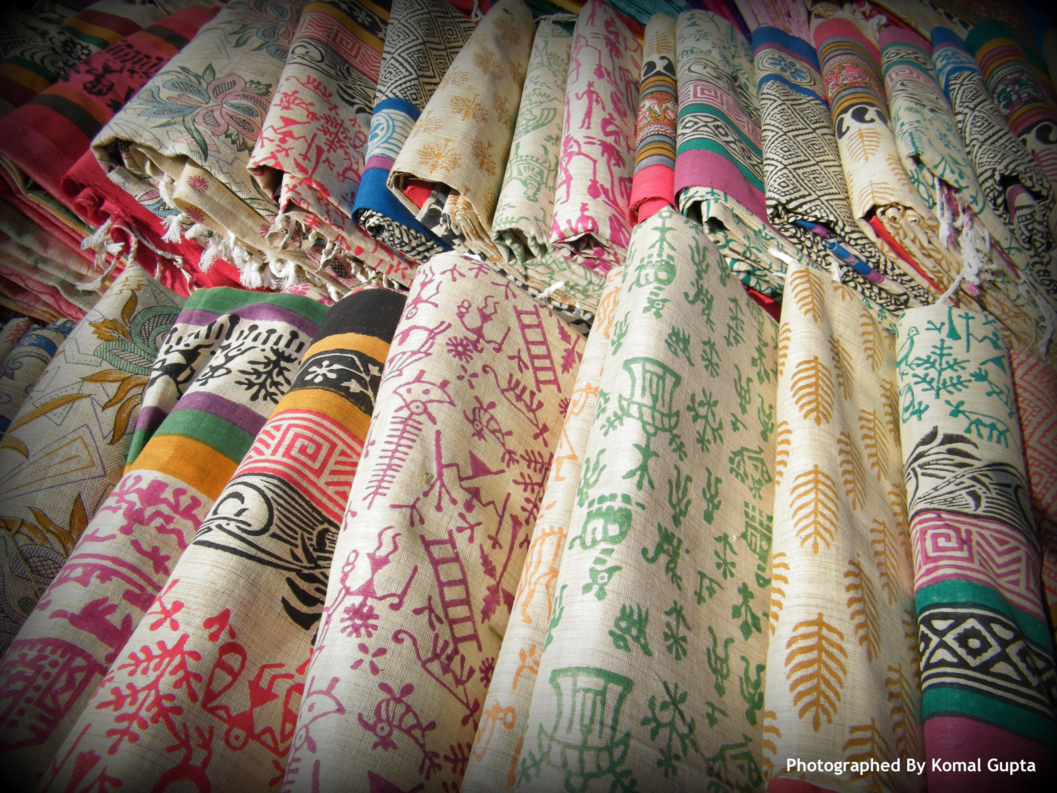 Breathing Warli Prints