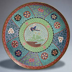 The Cloisonné Art