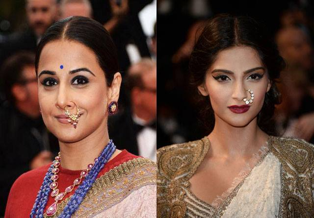 Nose Rings - Bollywood Trend