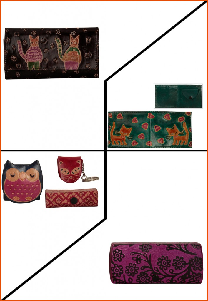 Hand Painted Bag from Utsav Fashion