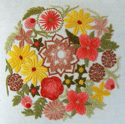 Kashmiri Handicrafts Pashmina Shawls Embroidery Utsavpedia