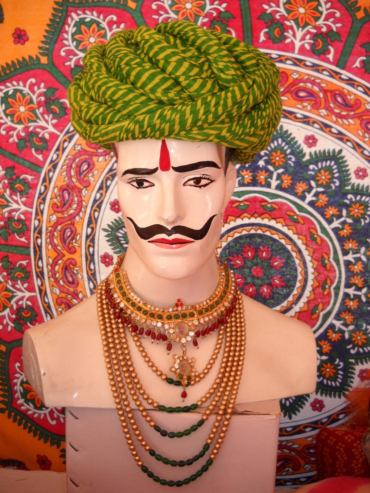 Rajasthani Pagdi
