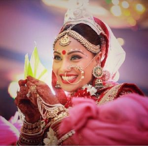 Bridal Bindi (SOurce: Rediff.com)