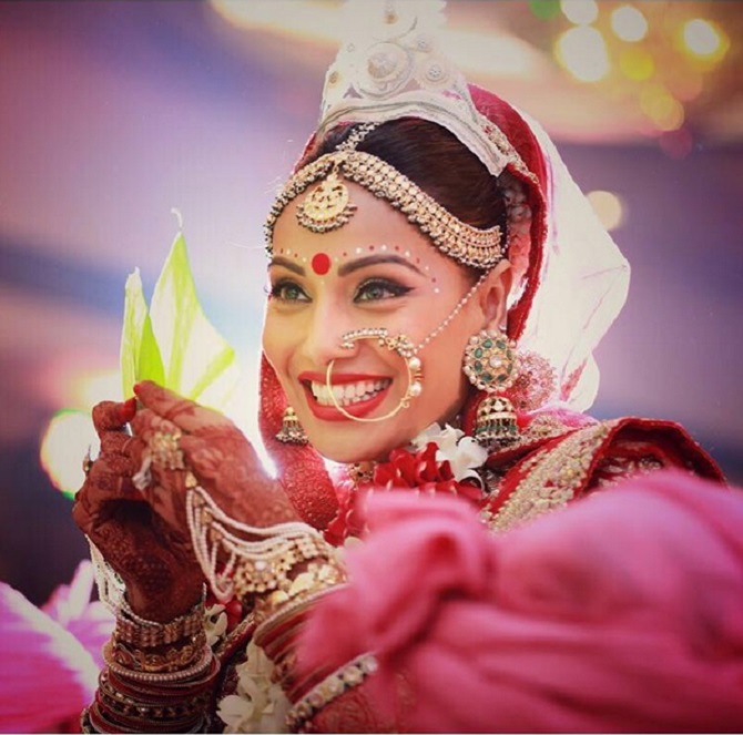 Bridal Bindi: Its Significance And Much More | Utsavpedia
