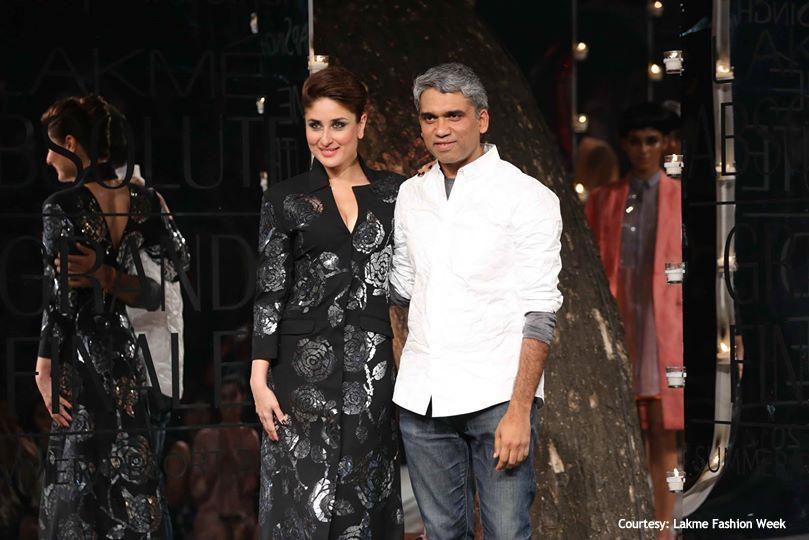 Rajesh Pratap Singh with Kareena Kapoor