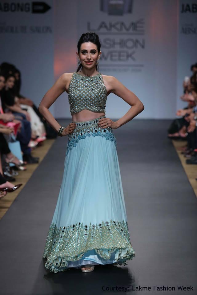 Karishma Kapoor for Arpita Mehta