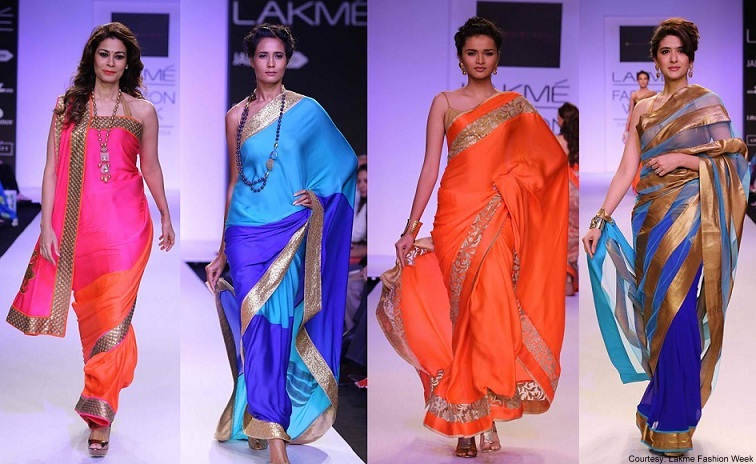 Mandira Bedi's Saree Collection