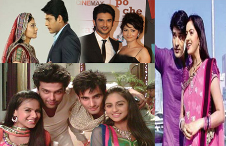 Characters on Indian TV Soaps