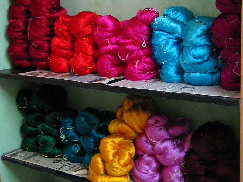 Mulberry Silk: Know About Different Types of Mulberry Silk | Utsavpedia