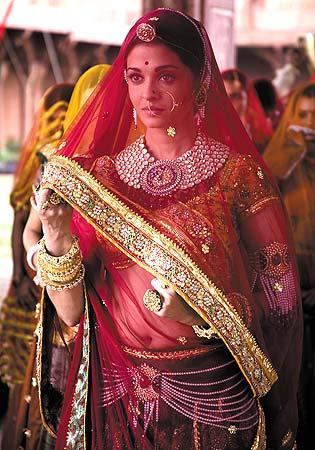 Aishwarya Rai as Jodha