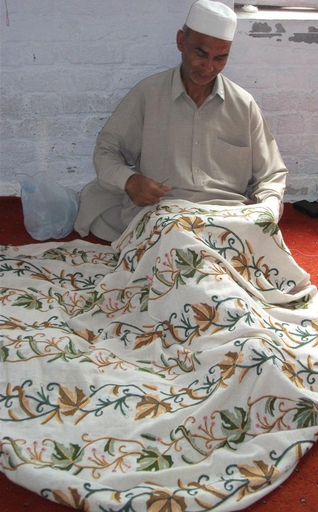 history of kashmiri embroidery Kashmiri embroidery - embroidery of india - wikipedia, the free encyclopedia  the history of crewel embroidery kashmiri curtains manufacturer jammu & kashmir india .