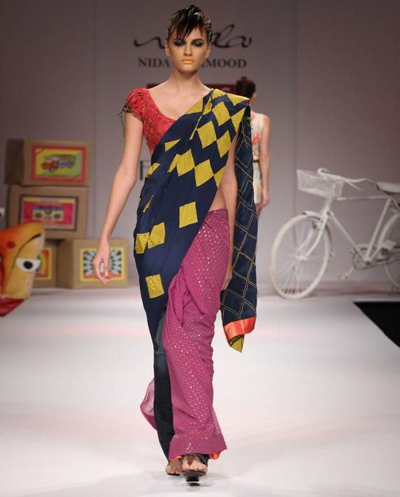 Nida Mahmood Saree