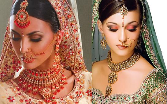 Nose Rings or Nath Varieties Relevance In Indian Fashion Utsavpedia