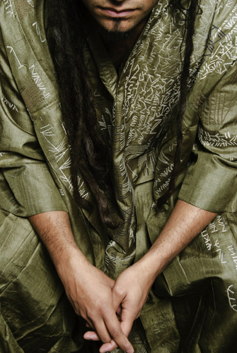 Kurta With Sujani Embroidery