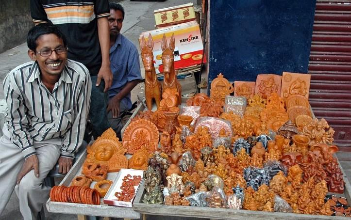 Mini Terracotta Stall