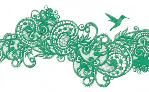 Lace (Image Courtesy: floreportfolio)