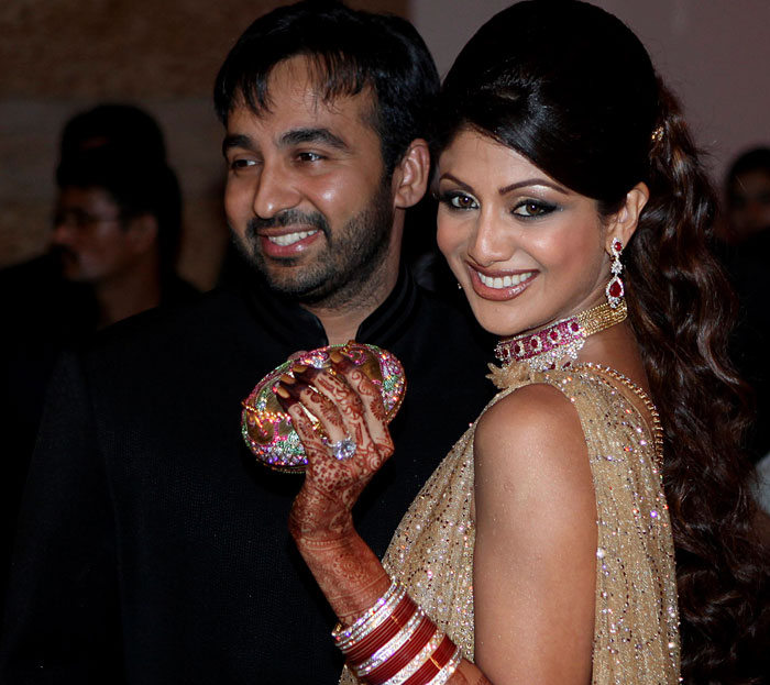 Raj Kundra Shilpa Shetty Wedding
