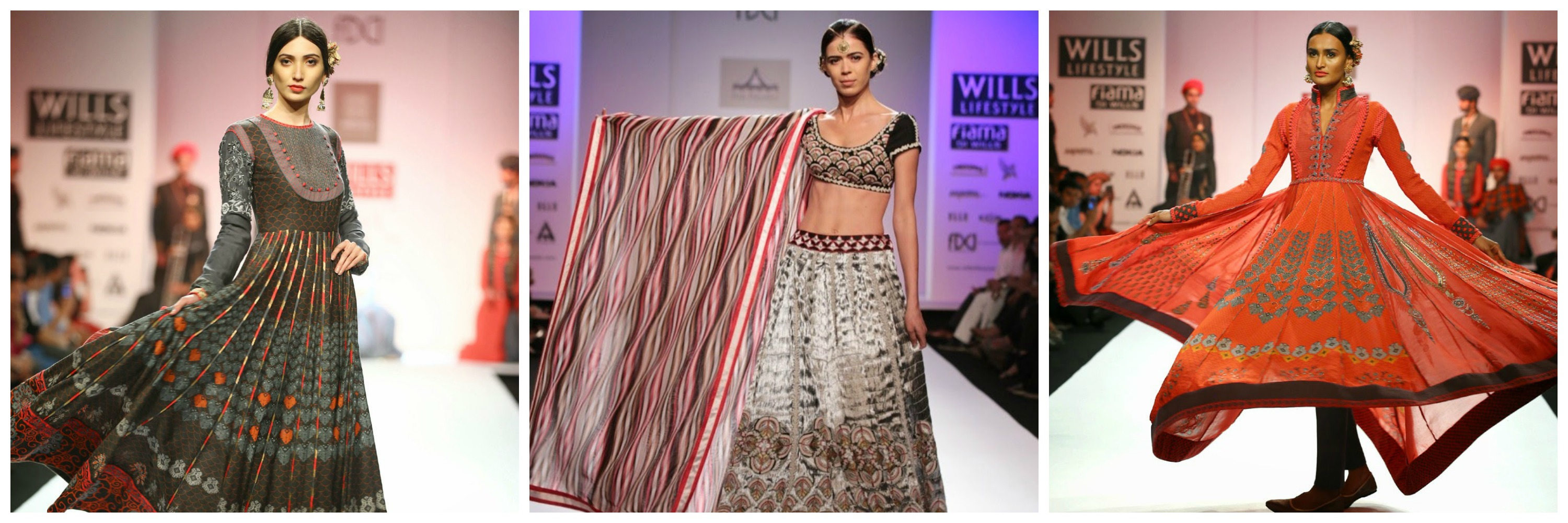 Wills Lifestyle India Fashion Week '14: Trend Review