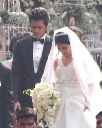 Ritesh & Genelia Christian Wedding (Image: mymarriagewebsite)