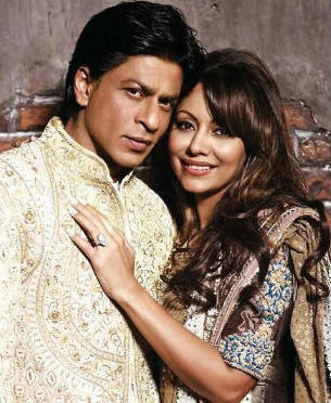 Shahrukh Gauri Khan Image Indian Express