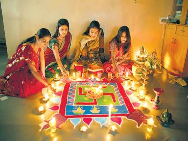 Rangoli Beautiful And Simple Rangoli Designs For Festive