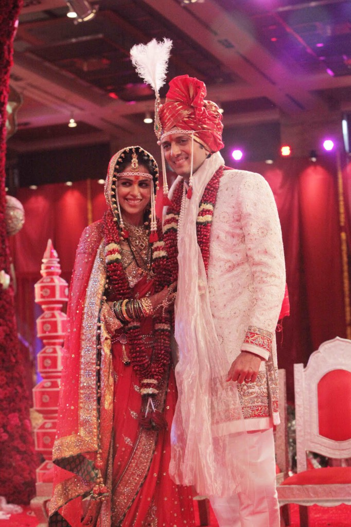 Genelia Dsouza And Riteish Deshmukh Wedding Utsavpedia