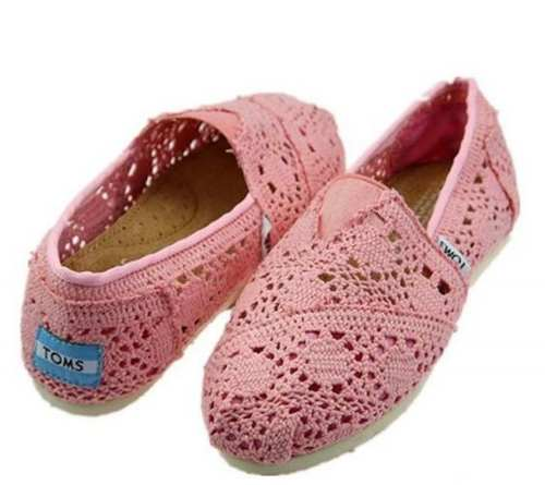 Crochet Shoes (Image: mlstatic.com)