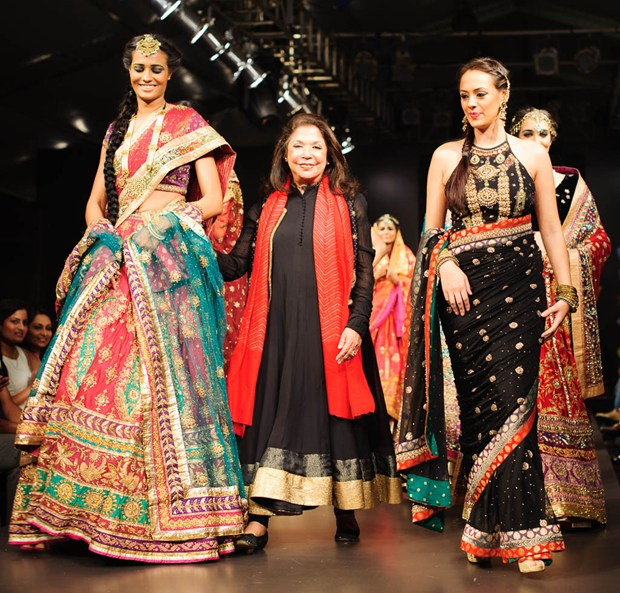 All About Ritu Kumar Fashion Designer In India Utsavpedia