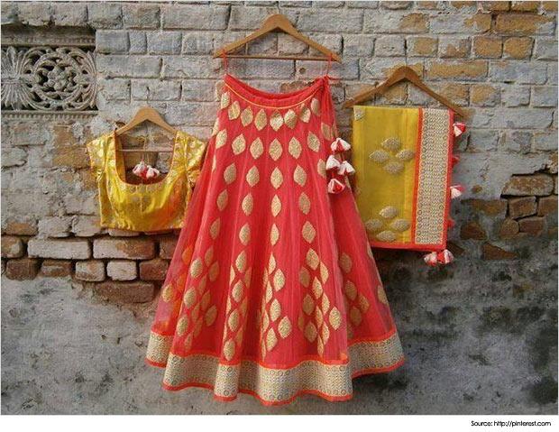 Pattu Pavadai Blouse Designs
