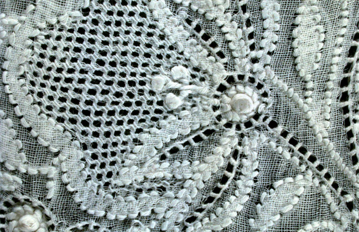 Jaali Work Most Famous Form Of Chikankari Embroidery Clothing