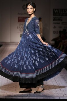 Gamthi Anarkali (Image: Exotic Fashion)