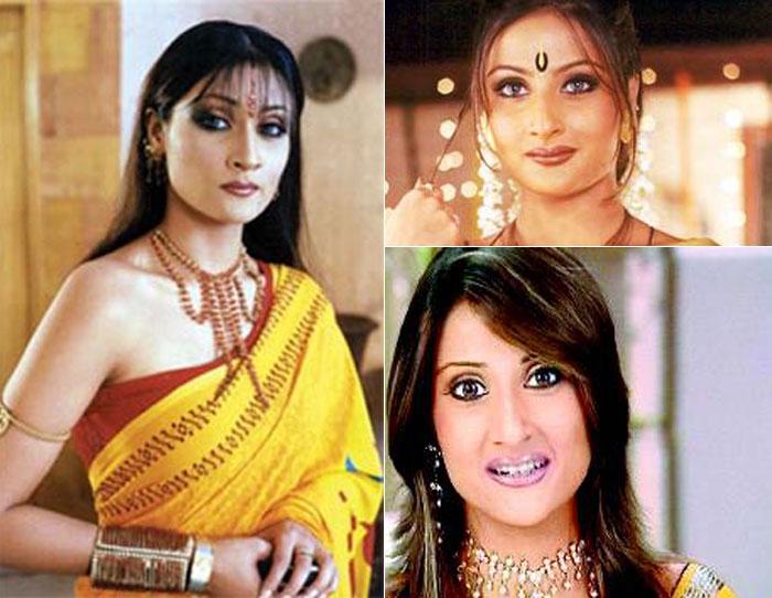 Urvashi Dholakia in Komolika's Various Avtars (Image: http://www.ndtv.com)