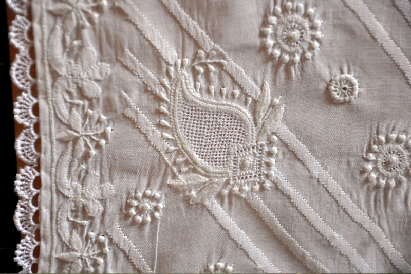 chikankari embroidery stitches tutorial pdf