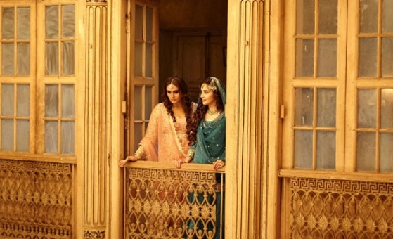 Authentic Architecture, Culture and Costumes Contribute to the Movie's Success (Image: http://www.koimoi.com)