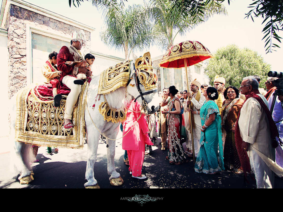 Baraat A Celebration By The Groom S Family And Friends