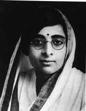 Kamala Nehru (Image: http://photodivision.gov.in)