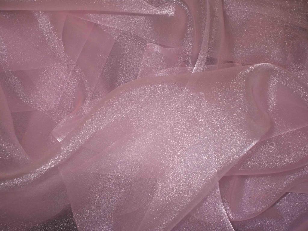 Silk Organza Fabric (Image: http://www.edenhousefabrics.co.uk)